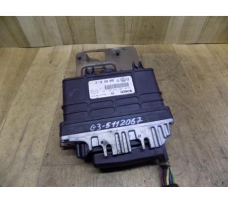 Электронный блок управления двигателем, ЭБУ, 1.8, Volkswagen Golf 3, 0261203184, 8A0907311H