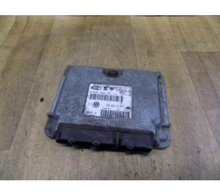 Электронный блок управления двигателем, ЭБУ, 1.4 Volkswagen Golf 4, 036906014M, 61600.394.08