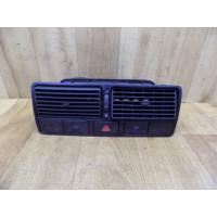 Центральный блок кнопок c диффузорами, Volkswagen Golf 4, 1J0819726C