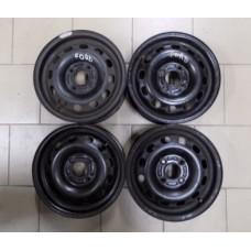 Диски R14, 4x108, ET-41, J-5.5, на Ford Escort (комплект)