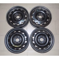 Диски R15, 4x108, ET-49.5, J-6, на Ford Mondeo 1 (комплект)