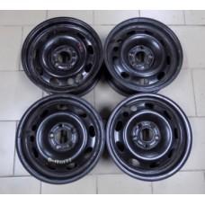 Диски R15, 5x110, ET-33, J-6.5, на Opel Omega B (комплект)
