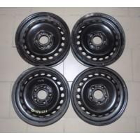Диски R15, 5x120, ET-48, J-6, на BMW (комплект)