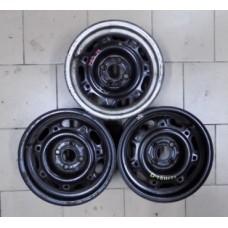 Диски R14, 4x100, ET-38, J-6, на Volkswagen (3шт)