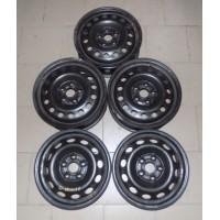Диски R15, R16, 5x112, ET-55, J-6, на Ford Galaxy, Volkswagen Sharan