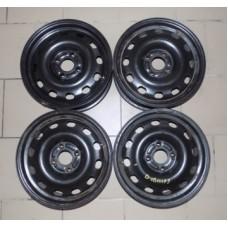 Диски R15, 4x108, ET-49.5, J-6, на Ford (комплект)