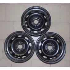 Диски R15, 5x110, ET-33, J-6.5, на Opel Omega (3шт)