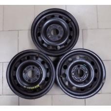 Диски R14, 4x108, ET-41, J-5.5, на Ford (3шт)