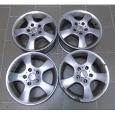 Диски R15, 5x110, ET-41, J-7, на Opel (4шт)
