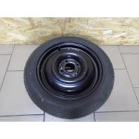 Запасное колесо, докатка, Ford R15 4х108 4J, ET 40, размер шины 125/80/15, производитель Continental, Temporaly Use Only