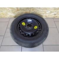 Запасное колесо, докатка, BMW, размер диска 5x120, R 15, 3.5J, размер шины 125/90/15, производитель Michelin, Temporary Use Only
