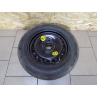 Запасное колесо, докатка, BMW, размер диска 5x120, R 15, 3.5J, размер шины 125/90/15, производитель Continental, Temporary Use Only