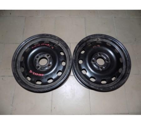 Диски Ford, R15, 4x108, ET-49.5, J-6, (2шт)