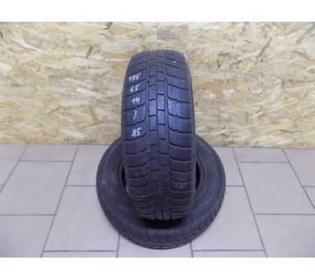 Резина/шина зимняя (2шт), 185/65/14, Michelin, Alpin, Spain (Испания)