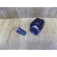 Замок зажигания + электронный ключ зажигания, Volkswagen Passat B6, 3C0905843