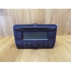 Магнитофон, Skoda Fabia 2, 5J0035161